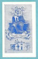 MADONNA DEL CARMELO Delle Laste (TN) - E - PR - Mm. 65 X 105 - Religion & Esotericism