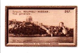 CHROMOS SUCHARD - TURQUIE - VUE GENERALE DE ROUMELI-HISSAR - Suchard