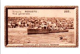 CHROMOS SUCHARD - TURQUIE - VUE GENERALE DE RODOSTO - Suchard
