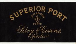 1893-1894 étiquette Ancienne PORTO - Autres