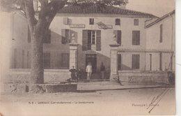 LAROQUE : LA GENDARMERIE . - Laroque Timbault