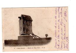 CPA 02 - Saint Quentin - Moulin De Tous Vents - Saint Quentin