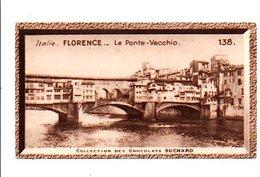 CHROMOS SUCHARD - ITALIE - LE PONTE VECCHIO A FLORENCE - Suchard