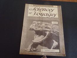 """Revue """" Sciences Et Voyages """" N° 481 Du 15 Novembre 1928 """" Les Animaux Rient-ils ? """" - 1900 - 1949"""