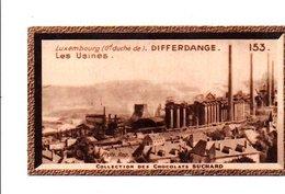 CHROMOS SUCHARD - LUXEMBOURG - LES USINES A DIFFERDANGE - Suchard