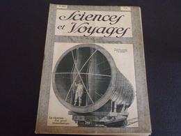 """Revue """" Sciences Et Voyages """" N° 482 Du 22 Novembre 1928 """" La Cheminée D'un Grand Transatlantique """" - 1900 - 1949"""