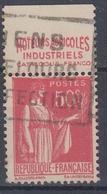 +D3236. France Advertising. Moteurs Agricoles. Yvert 283 Type II. Braun 717. Cancelled - Advertising