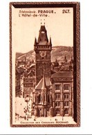 CHROMOS SUCHARD - TCHECOSLOVAQUIE - HOTEL DE VILLE DE PRAGUE - Suchard