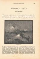 196 Moderne Seeriesen 1 Artikel Mit Ca. 17 Bildern Von 1883 !! - Historische Dokumente