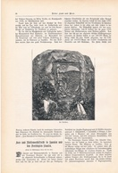 197 Heer Und Flotten Spanien Und USA 1 Artikel Mit 4 Bildern Von 1897 !! - Historische Dokumente