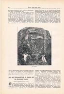 197 Heer Und Flotten Spanien Und USA 1 Artikel Mit 4 Bildern Von 1897 !! - Unclassified