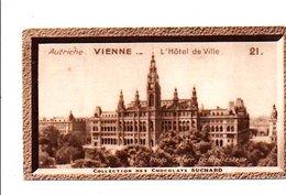 CHROMOS SUCHARD - AUTRICHE - HOTEL DE VILLE DE VIENNE - Suchard