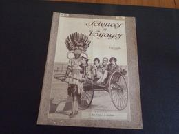 """Revue """" Sciences Et Voyages """" N° 484 Du 29 Novembre 1928 """" Un Taxi à Durban """" - 1900 - 1949"""