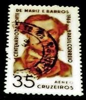 Brazil, 1966, Famous Person, Admiral,  Antonio Barros.Michel # 1109 - Célébrités