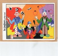 B55509 Festicart 2014 - Les Jongleurs Par Marc Lenzi - Cartes Postales