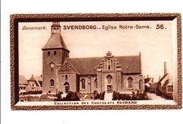 CHROMOS SUCHARD - DANEMARK - EGLISE NOTRE-DAME A SVENDBORG - Suchard