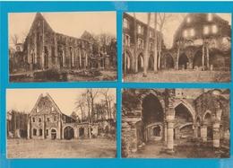 BELGIË Bergen, Villers La Ville, Diest, Grimbergen, Halle, Zoutleeuw, Lot Van 59 Postkaarten. - Cartes Postales