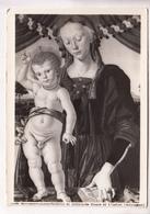 FIORENZO Di LORENZO, La Vierge Et L'Enfant, Unused Photo Card [22775] - Paintings, Stained Glasses & Statues