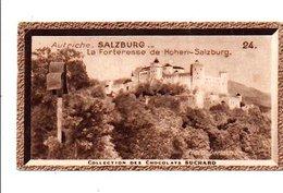 CHROMOS SUCHARD - AUTRICHE FORTERESSE DE HOHEN-SALZBURG - Suchard