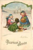 Illustration De Pauli EBNER , * 407 78 - Ebner, Pauli