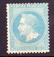 Empire Lauré / N° 29B NEUF - 1863-1870 Napoléon III Lauré