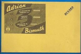 BUVARD - BISMUTH ADRIAN - ILLUSTRATION - PRODUIT PHARMACEUTIQUE - - Chemist's