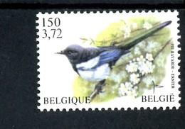 704056201 BELGIE POSTFRIS MINT NEVER HINGED POSTFRISCH EINWANDFREI  OCB  2988 BUZIN VOGELS BIRDS - Nuevos