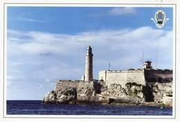Lote PEP1113, Cuba, Entero Postal Stationery, La Habana 495 Años, 13-20, Castillo Los Tres Reyes Del Morro, Lighthouse - Tarjetas – Máxima