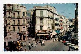 - CPSM ORAN (Algérie) - Place Villebois-Mareuil - Photo CAP 1403 - - Oran