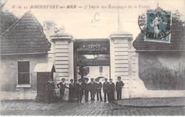 MILITARIAT - 17 - ROCHEFORT Sur MER : 4 ème Dépôt Des Equipages De La Flotte - CPA - Charente Maritime - Barracks