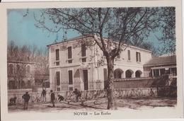 Cp03...NOVES LES ECOLES - France