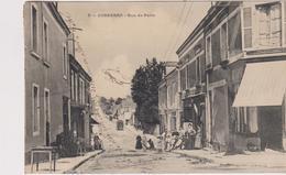Cp04 CONNERRE   Rue De Paris - Connerre