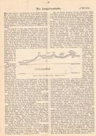 220 Jungfraubahn 1 Artikel Mit 3 Bildern Von 1895 !! - Historische Dokumente