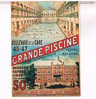 75  PARIS   BOULEVARD  DE LA GARE  GRANDE PISCINE  CPM  TBE  RI10 - France