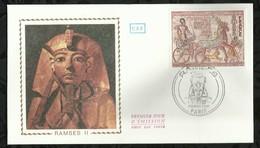 RAMSES . 04 SEPTEMBRE 1976 . PARIS . - 1970-1979