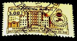Brazil, 1961, Military Arsenal Deduct, Michel # 1004 - Militaria