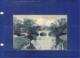 ##(ROYBOX1)- Postcards - Latvia -  Riga,  Stadtkanal Mit Basteiberg - Used 1915 - Lettonia