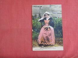 Costume Presqu'ile De Quiberon   Ref 3135 - Europe