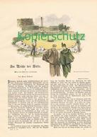 228 Zeppelin Wie Ein Ballon Entsteht 1 Artikel Mit 8 Bildern Von 1894 !! - Historische Dokumente