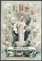 Santino - Madonna Di Medjugorje - Implorazione A Maria - Imágenes Religiosas
