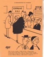 JACQUES FAIZANT, Les Vieilles Dames Et La Poste : La Réexpédition Du Courrier - Alte Papiere
