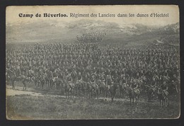CAMP DE BEVERLOO * BOURG-LEOPOLD * 2me REGIMENT DE LANCIERS * PHOT. A. GOTTHOLD * - Leopoldsburg (Kamp Van Beverloo)