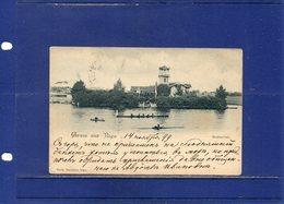 ##(ROYBOX1)- Postcards - Latvia -  Riga,  Gruss Aus Riga - Used 1899 - Lettonia