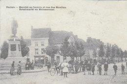 "Ecloo  / Eekloo  "" Marché Au Beurre - Rue Des Moulins -Botermarkt En Molenstraat "" - Eeklo"