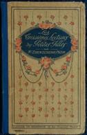 Mme Eidenschenk-Patin - Les Troisièmes Lectures Des Petites Filles - Librairie CH. Delagrave - (  1913 ) . - Books, Magazines, Comics