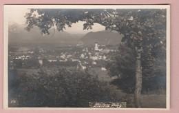 AK AT Bludenz Ges 26.03.1928 Verlag J. Hegenhardt - Bludenz
