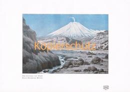 238 Reschreiter Ecuador 3 Artikel Mit Bildern Und 6 Kunstblättern Von 1907 !! - Zeitungen & Zeitschriften
