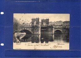##(ROYBOX1)- Postcards - Estonia - Tartu - Dorpat  -  Steinbrucke - Used 1903 - Estonia