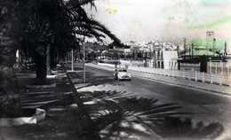 TANGER- 224-  L'Avenue D'Espagne, Le Luna-Park. - Tanger