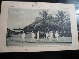 Congo Belge - Boma Departure Comte De Turin Used In Boma 1911-RR - Belgique